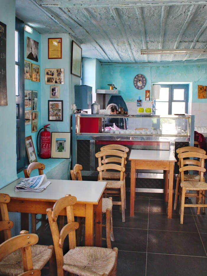 παραδοσιακό καφενείο Ε. Φωρλίδα